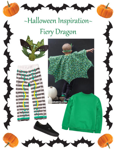 Another easy and very cool costume idea!